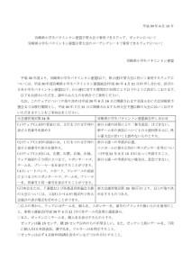 平成30年6月10日、服装に関する規定のサムネイル