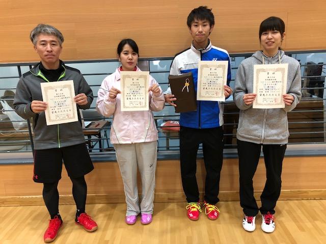 第38回宮崎県混合複選手権大会