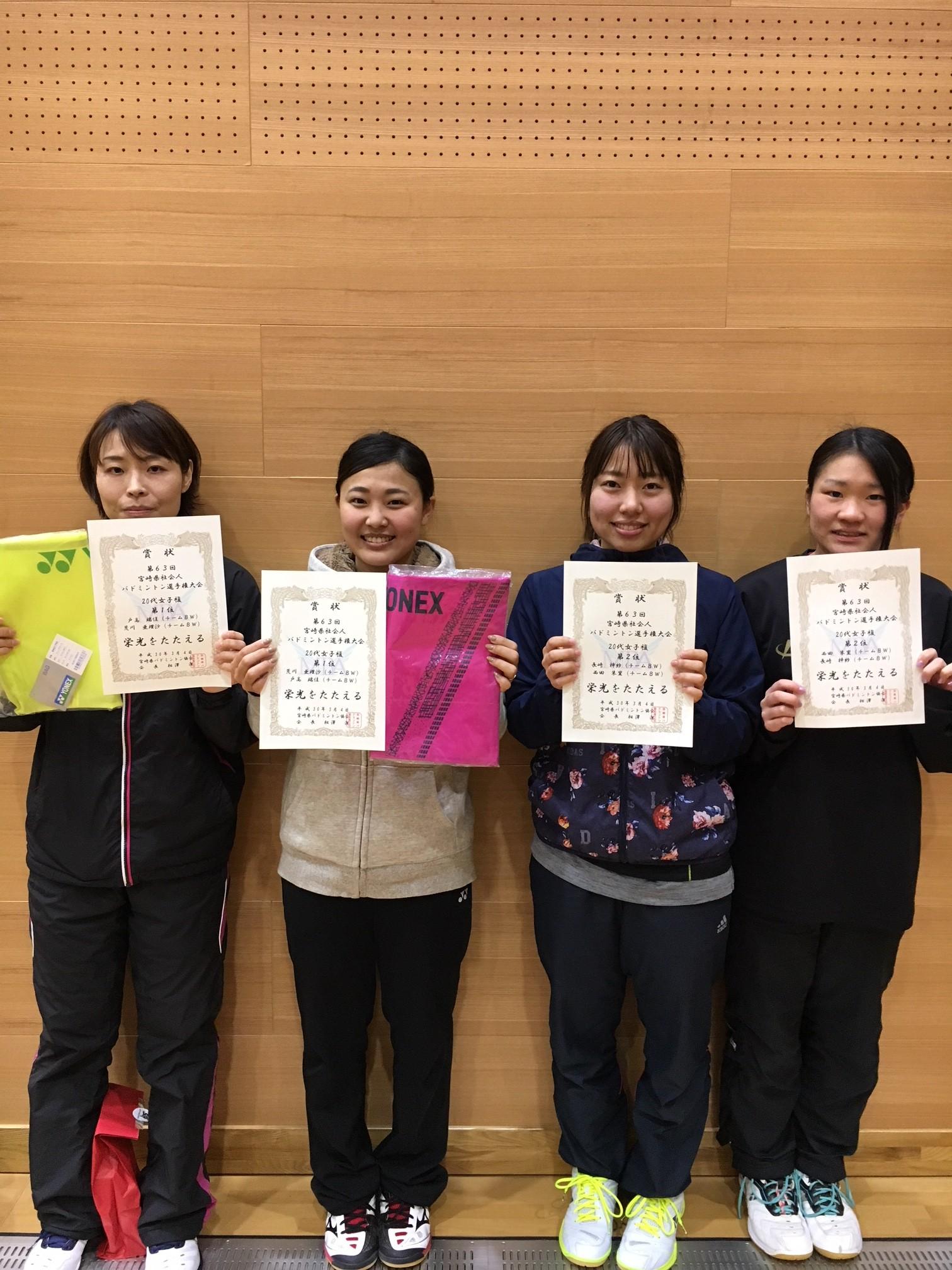 第63回宮崎県社会人大会
