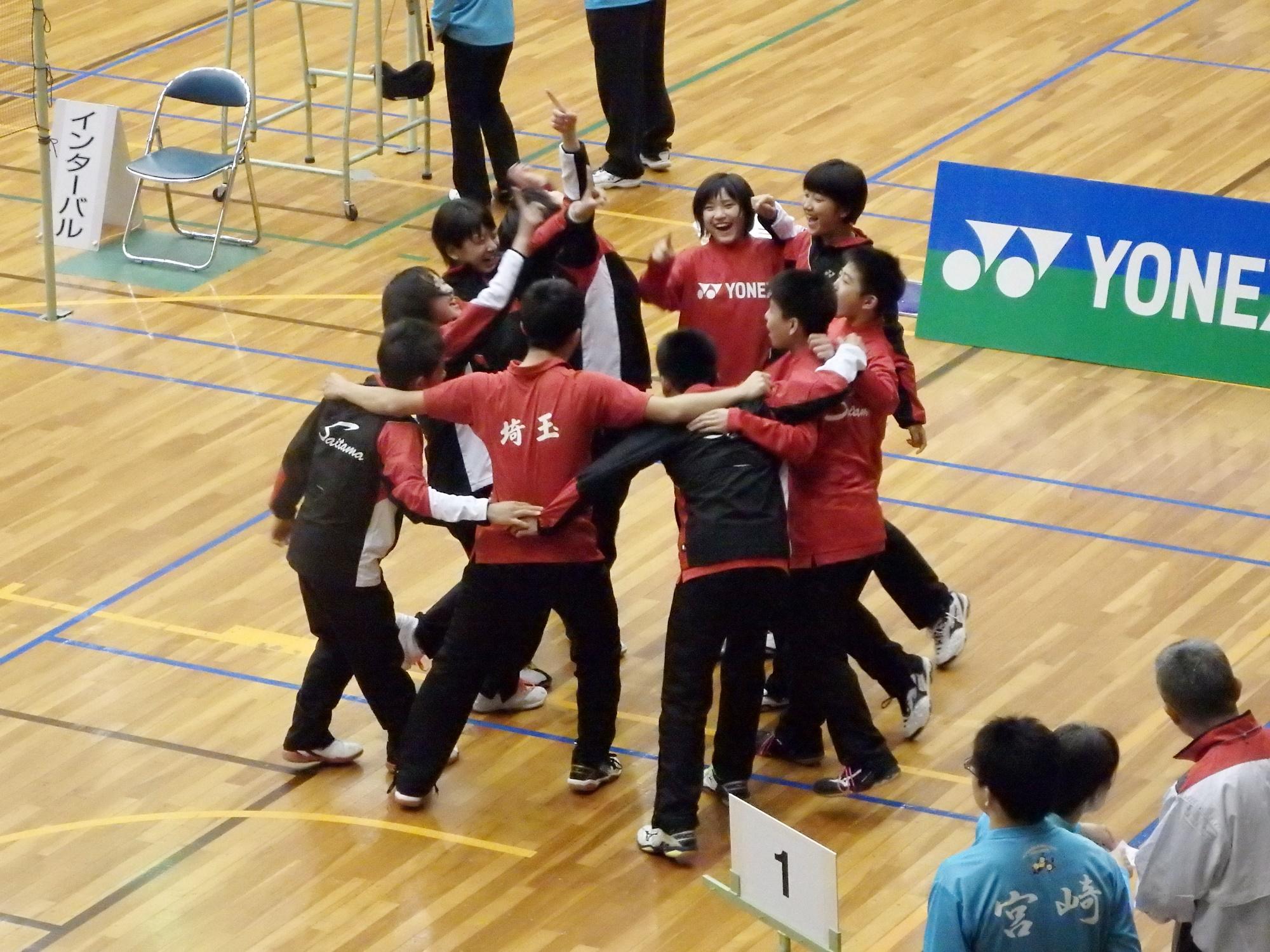 第16回全日本中学生バドミントン選手権大会 2日目結果速報 ...