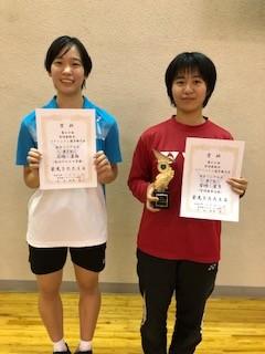 第60回宮崎県総合選手権大会【シングルス】結果