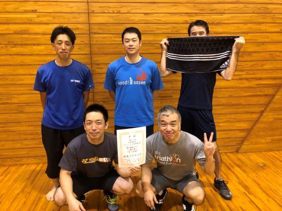 R1宮崎県総合選手権大会 団体戦【結果】